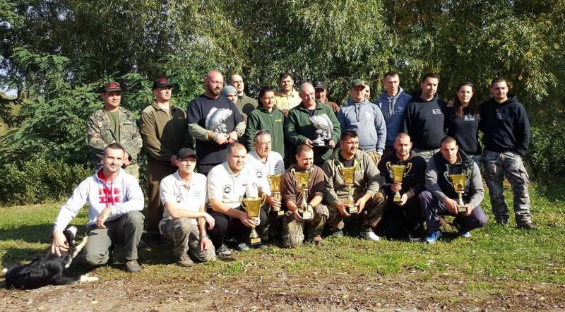 Horgászverseny !  ( 2016. április  25-29. )